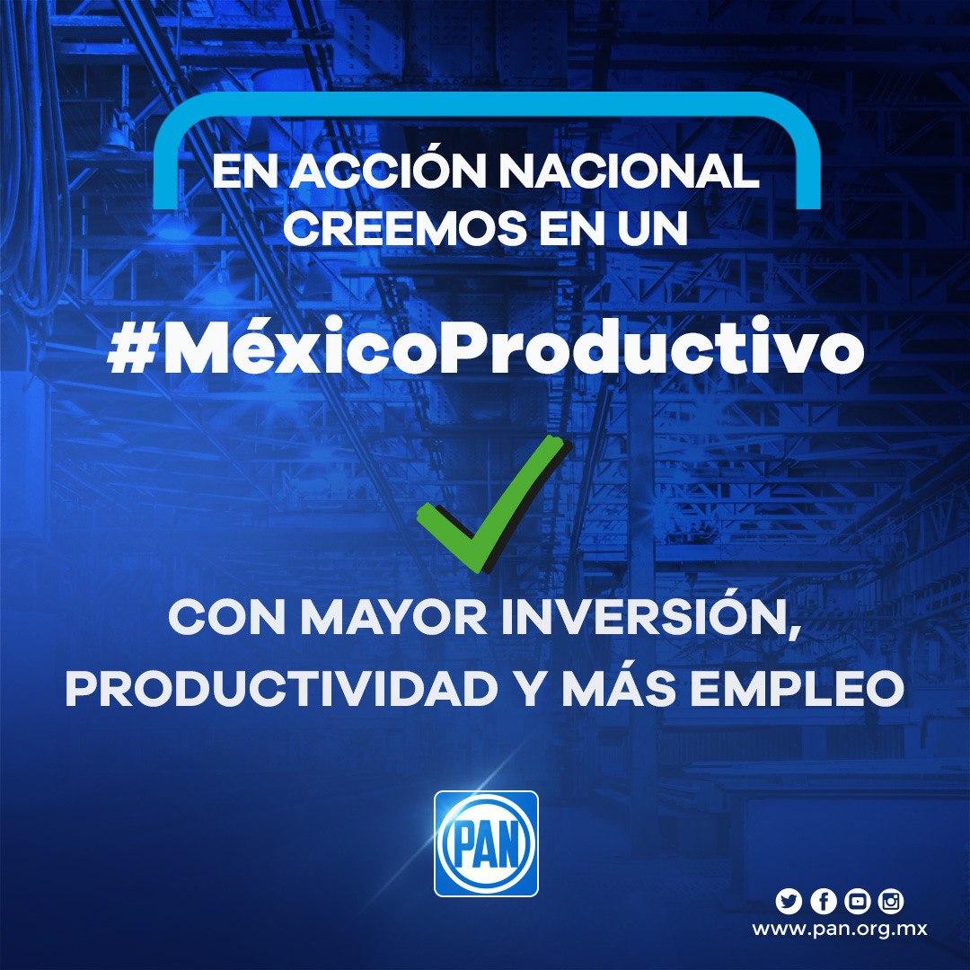1.- México Productivo