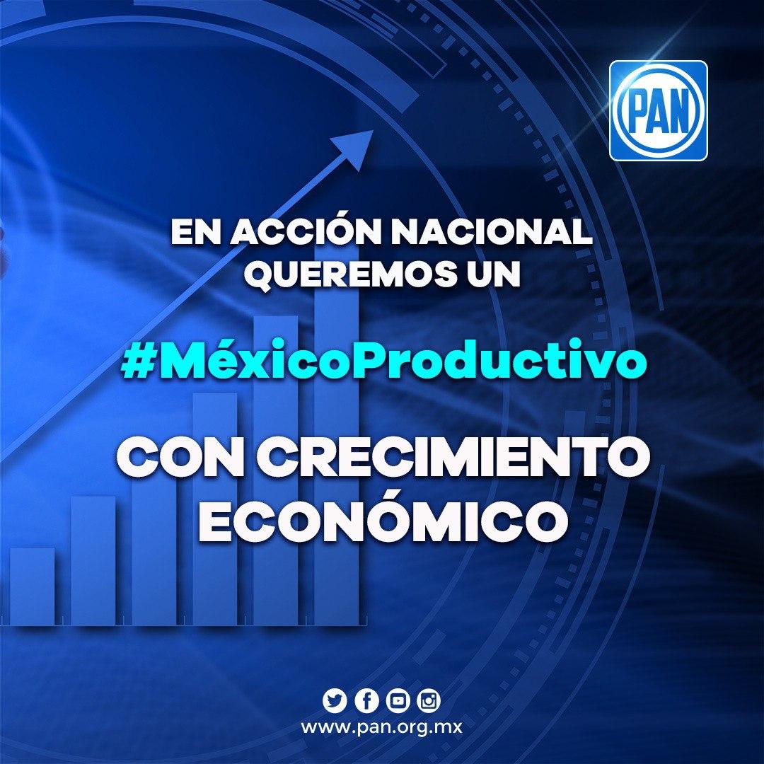 3.- México Productivo